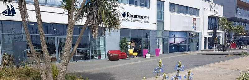 Magasin d'exposition Rochembeau Brest