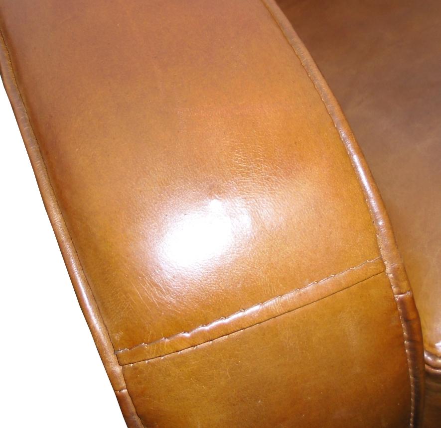 417774eba2b La qualité de notre cuir   le cuir de mouton pleine fleur (pleine peau)