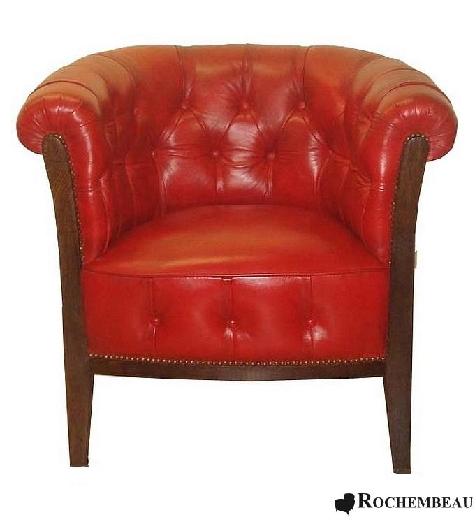 Fauteuil club preston fauteuils club en cuir pleine fleur cuir de mouton - Fauteuil club original ...