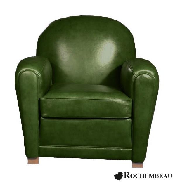 Fauteuil club oxford fauteuil club en cuir basane rochembeau - Fauteuil club anglais ...