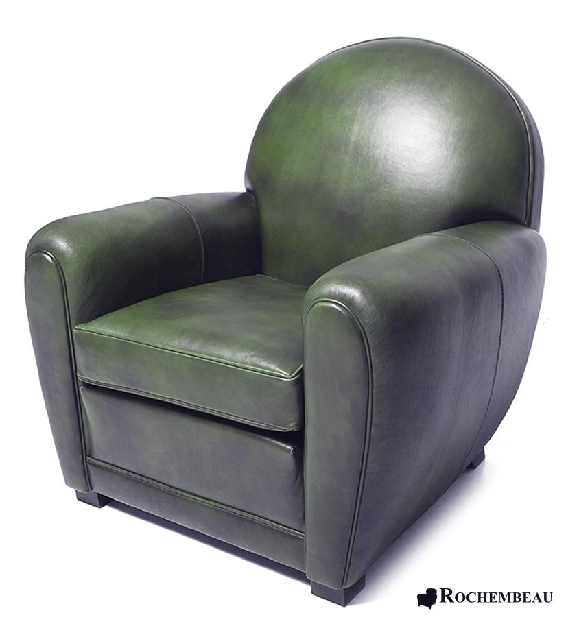 Fauteuil club newquay fauteuil club en cuir basane rochembeau - Fauteuil club anglais ...