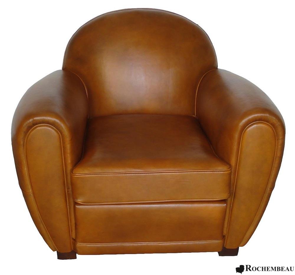 Fauteuil club chatham fauteuil club cuir de basane pleine fleur - Fauteuil club original ...