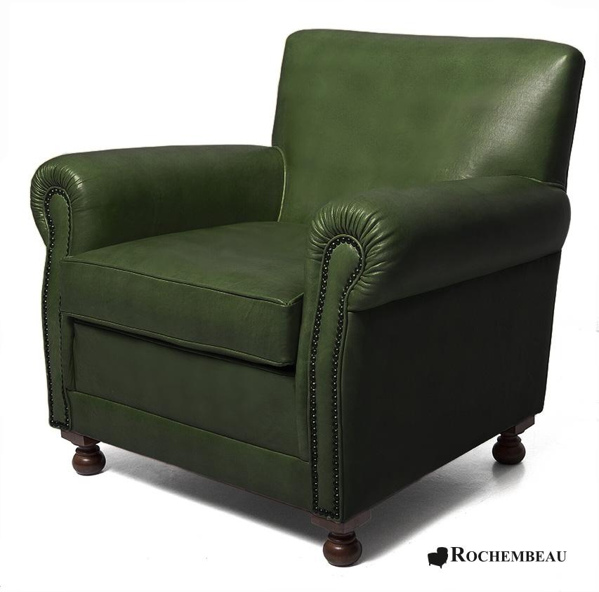 Fauteuil club liverpool fauteuil club en cuir basane - Fauteuil crapaud en cuir ...