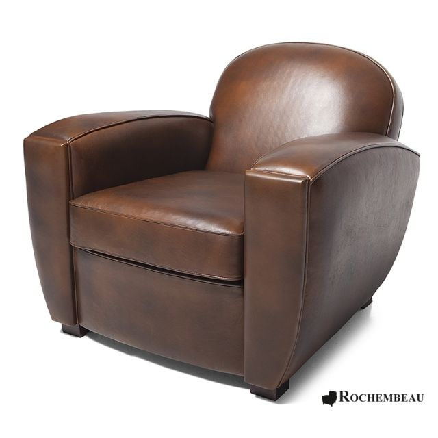 Fauteuil Club BOSTON en STOCK