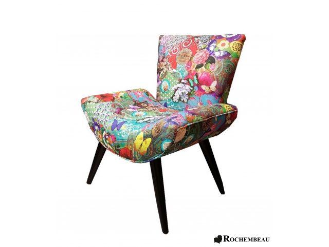 fauteuils design fauteuils tissu de couleur. Black Bedroom Furniture Sets. Home Design Ideas