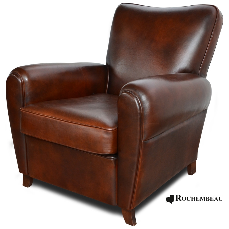 Fauteuil Club SHEFFIELD