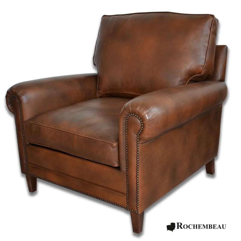 fauteuil club darwin dossier haut appui t te. Black Bedroom Furniture Sets. Home Design Ideas