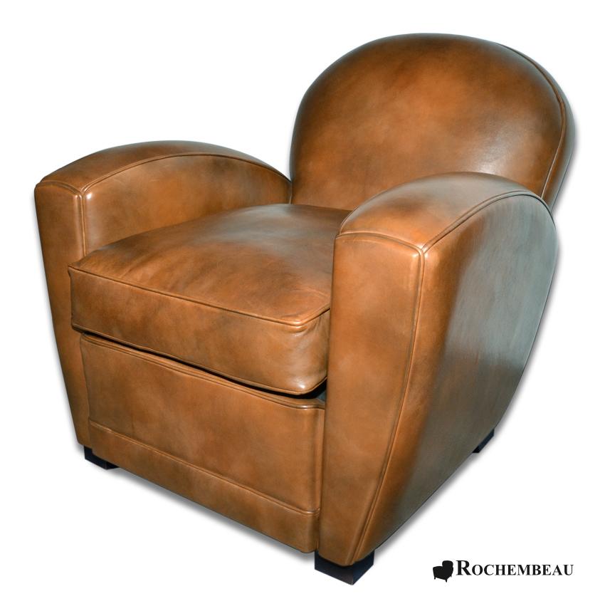 fauteuil club paris fauteuil club en cuir basane mouton. Black Bedroom Furniture Sets. Home Design Ideas