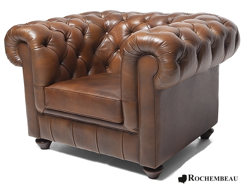 Fauteuil Chesterfield NEWTON