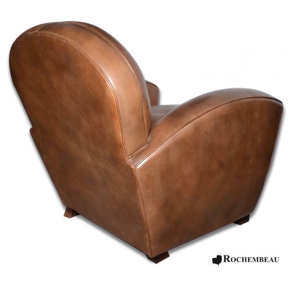 fauteuil club paris fauteuil club en cuir basane mouton