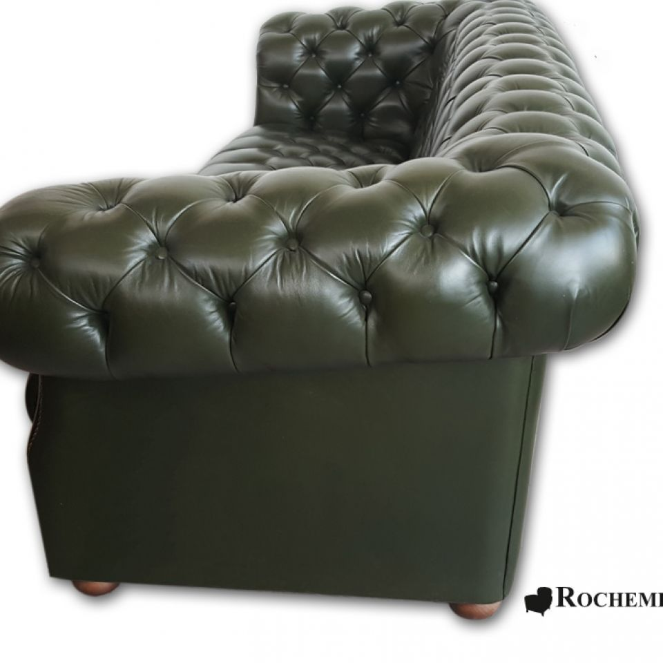 Canap chesterfield cook capitons canap chesterfield en - Canape chesterfield but ...