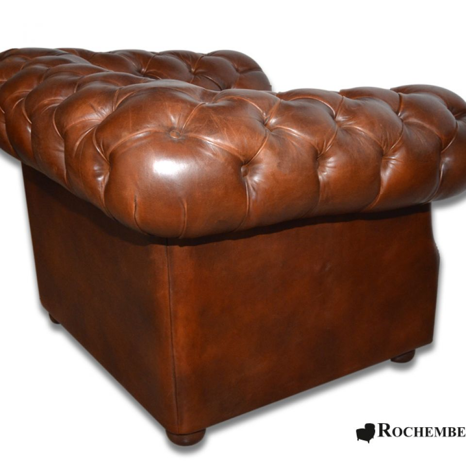Fauteuil Chesterfield COOK