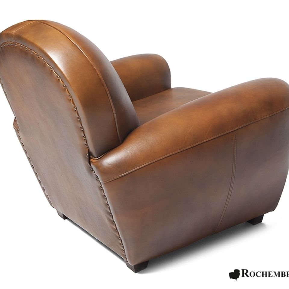 petit fauteuil club cuir maison design. Black Bedroom Furniture Sets. Home Design Ideas