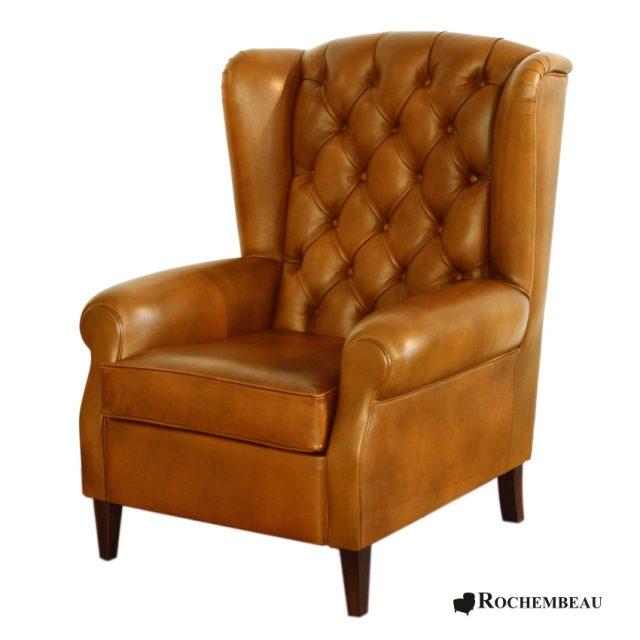 fauteuil oreille dossier haut appui t te. Black Bedroom Furniture Sets. Home Design Ideas