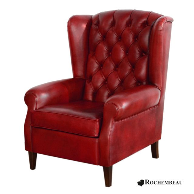 Fauteuil Club WINSTON 01 rouge.jpg